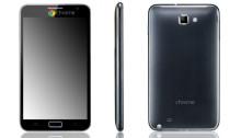 Chrome Phone Prototype